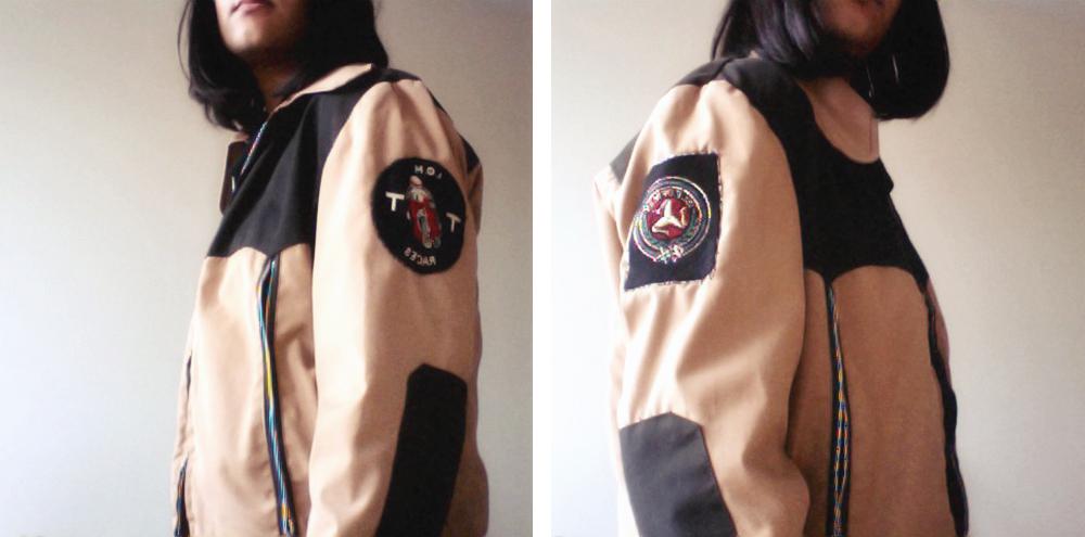 70s jacket sides